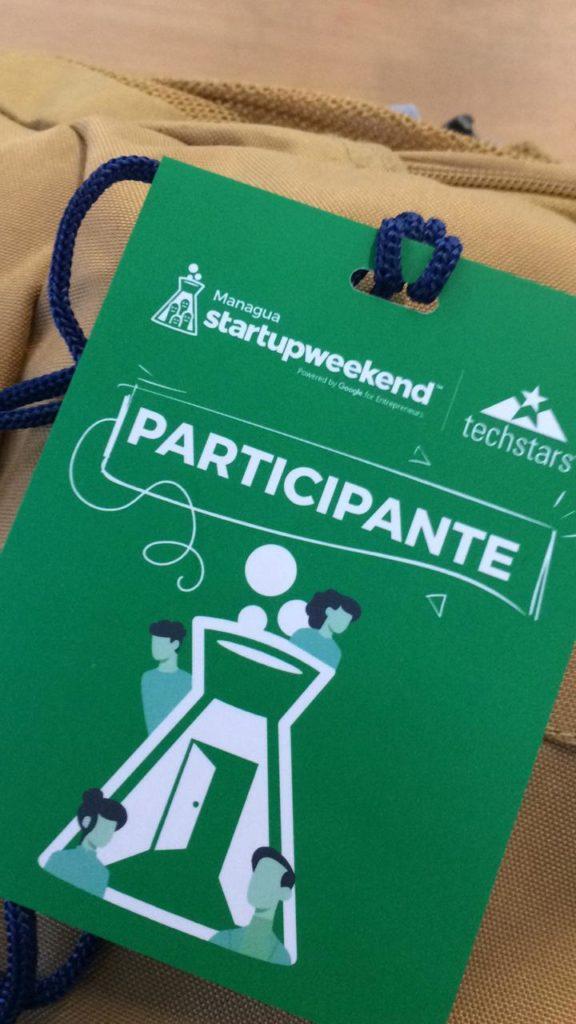 Participante Startup Weekend